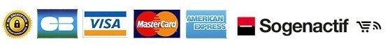Carte Bleue, Master Card, Visa, American Express